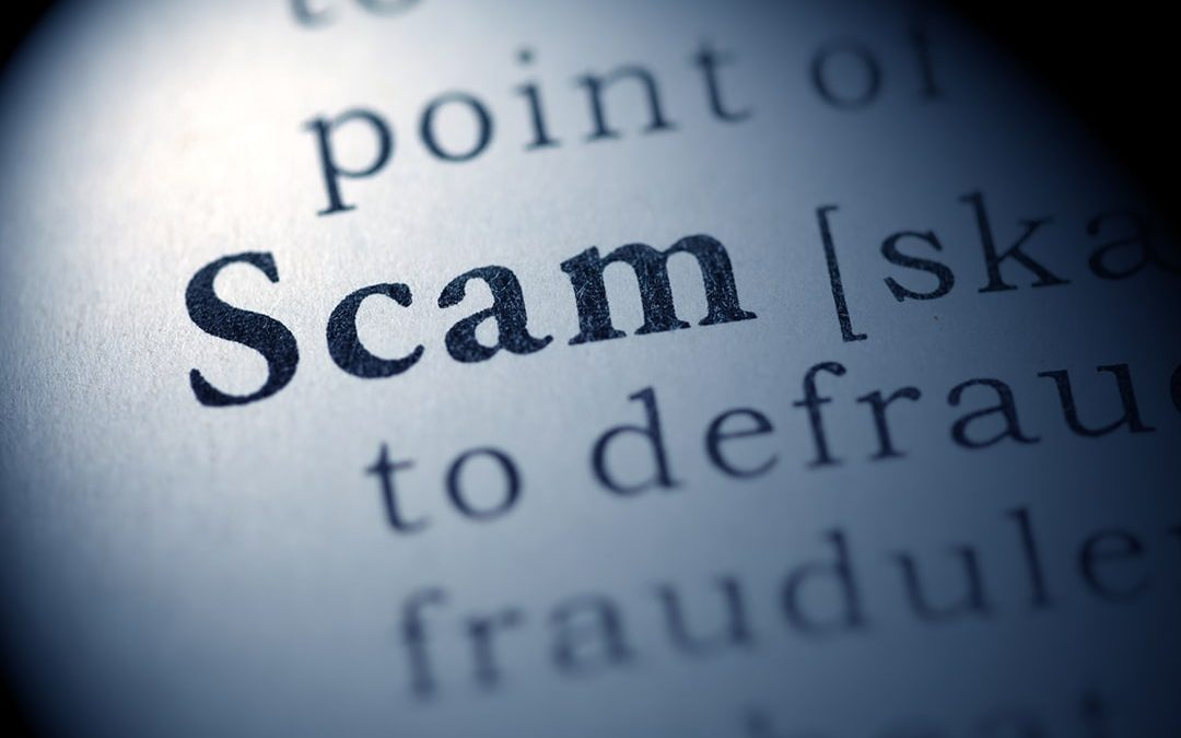 Scams Awareness Fortnight 2020